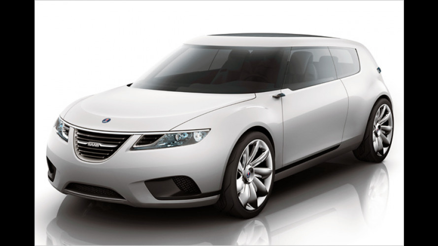 Blick in die Zukunft: Saab zeigt Konzeptauto 9-X BioHybrid