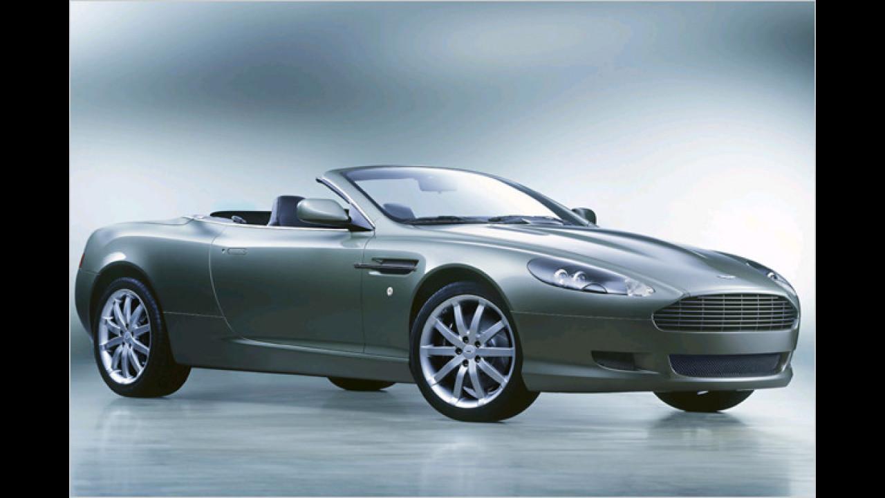 Aston Martin DB9 Volante 6.0