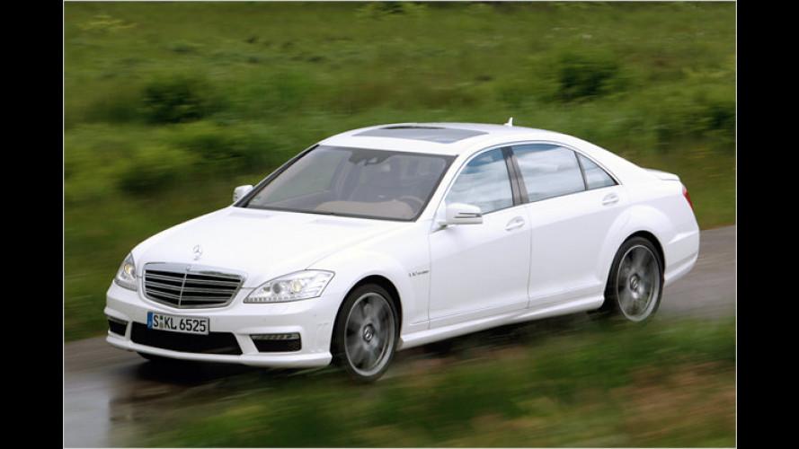 Luxus bleibt Luxus: Mercedes S 65 AMG im Test