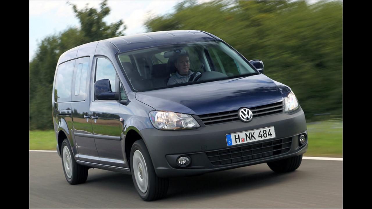 VW Caddy Maxi 1.6 TDI BlueMotion Technology