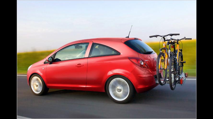 Für die neuen Länder: Opel Corsa ,Edition Eisenach