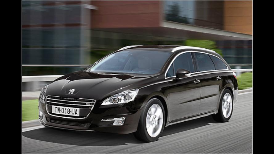 Für Vielfahrer: Peugeot 508 SW Business-Line
