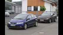 Erwischt: Honda Civic