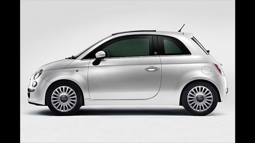 Neues Umweltlabel Pur-O2: Drei neue Sparmodelle von Fiat