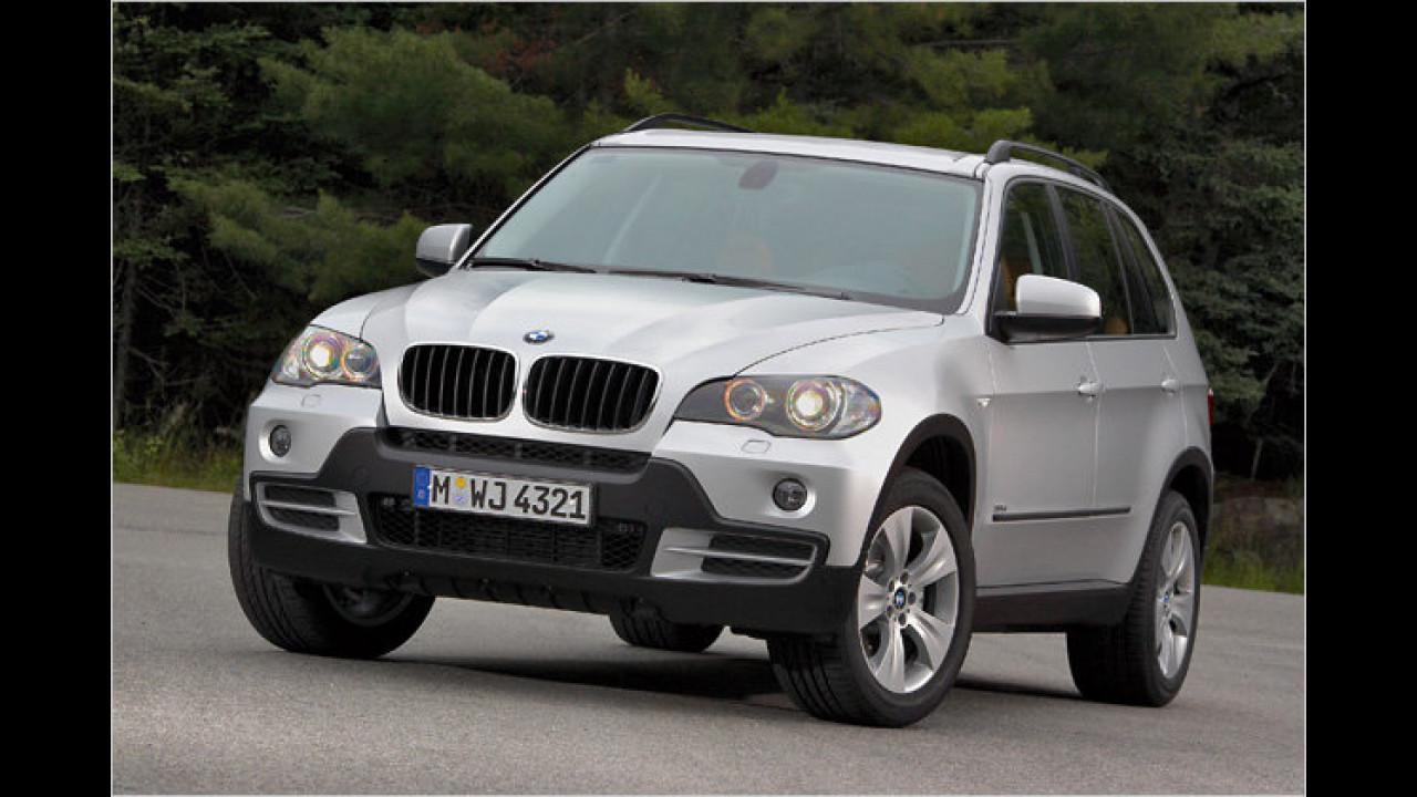 BMW X5/X6 3.0d
