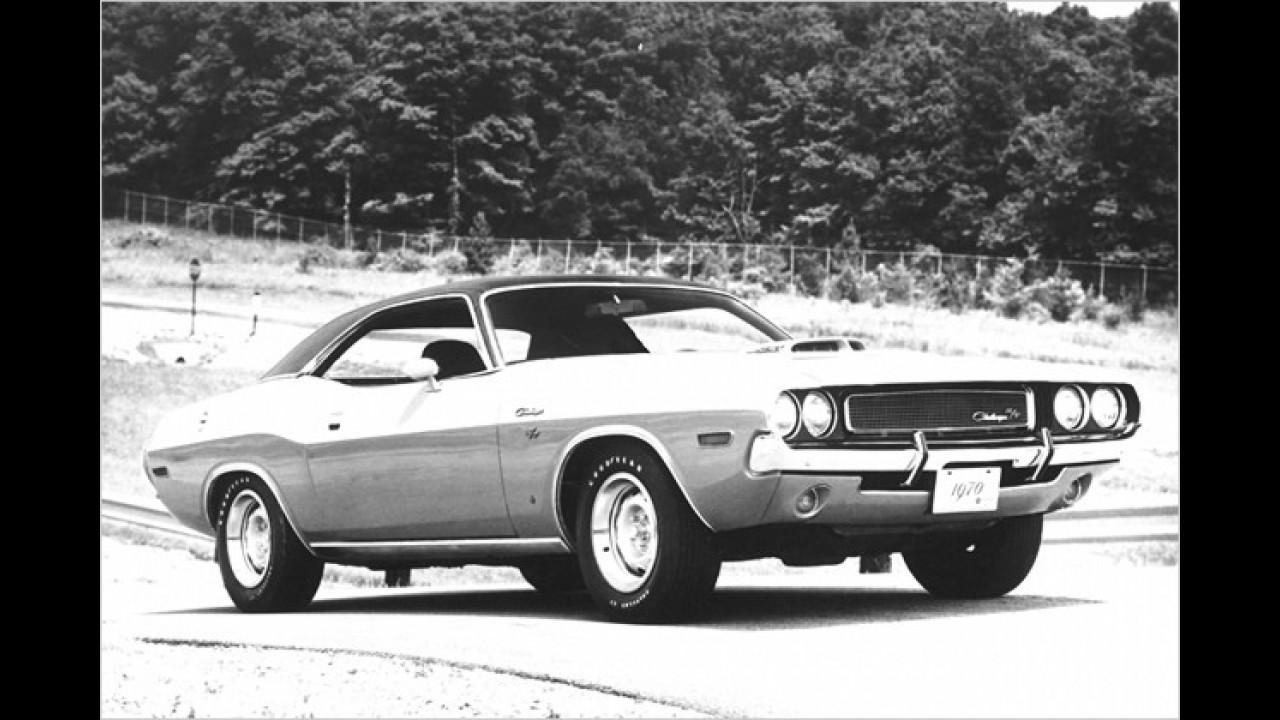 Dodge Challenger (Fluchtpunkt San Francisco)