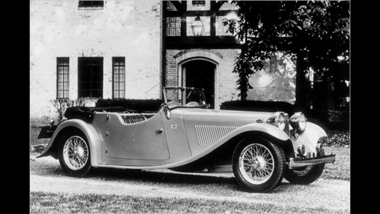 75 Jahre Jaguar