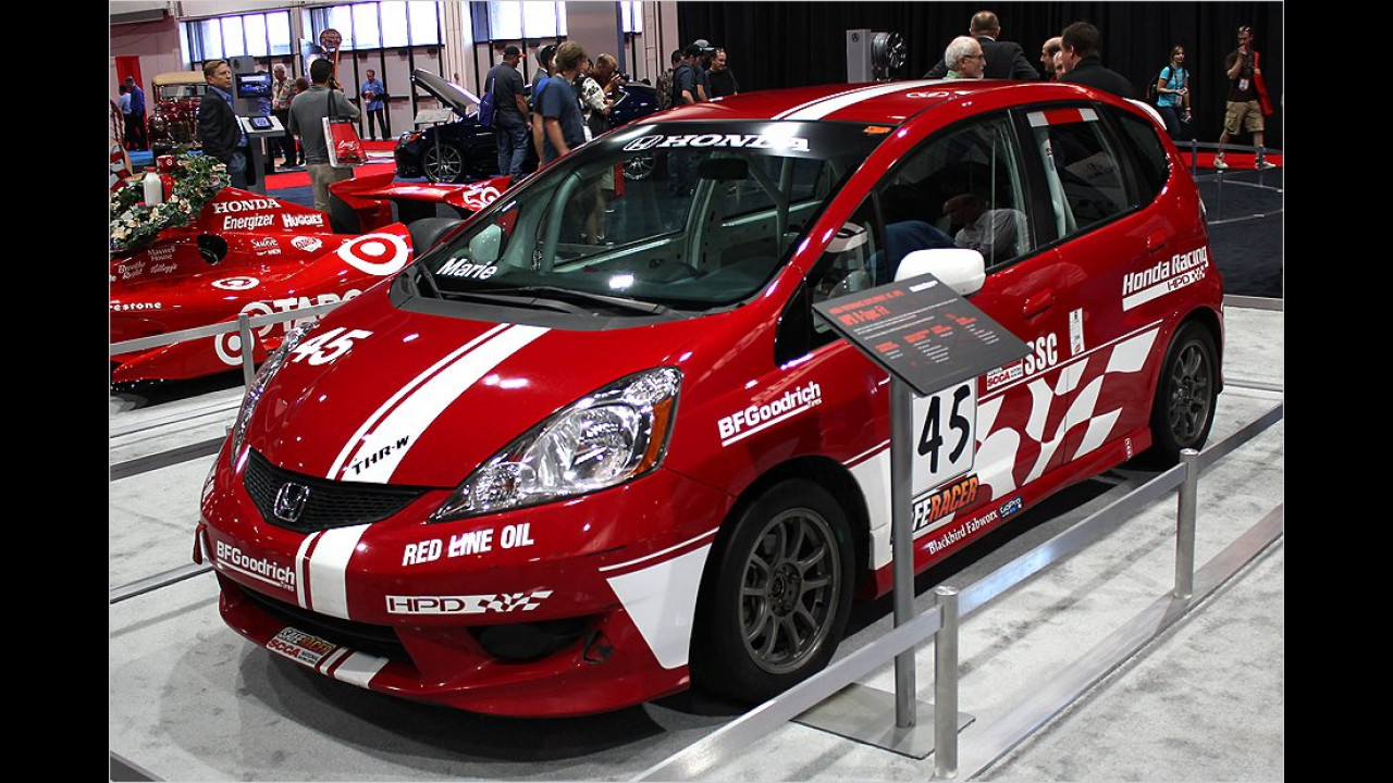 Honda HBD B-Spec Fit