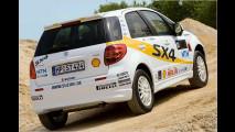 Suzuki SX4 im Rallye-Look