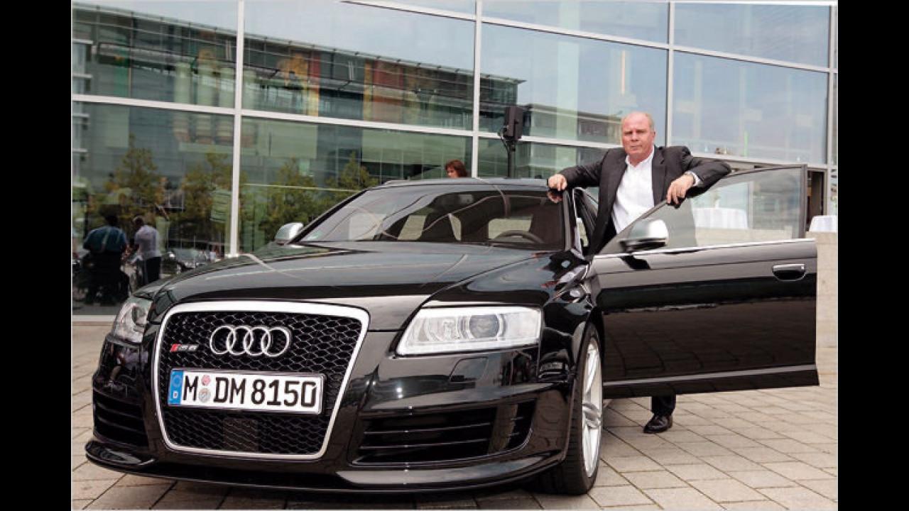 Uli Hoeneß: Audi RS6