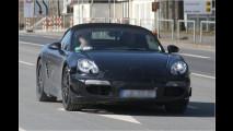 Erwischt: Porsche Boxster
