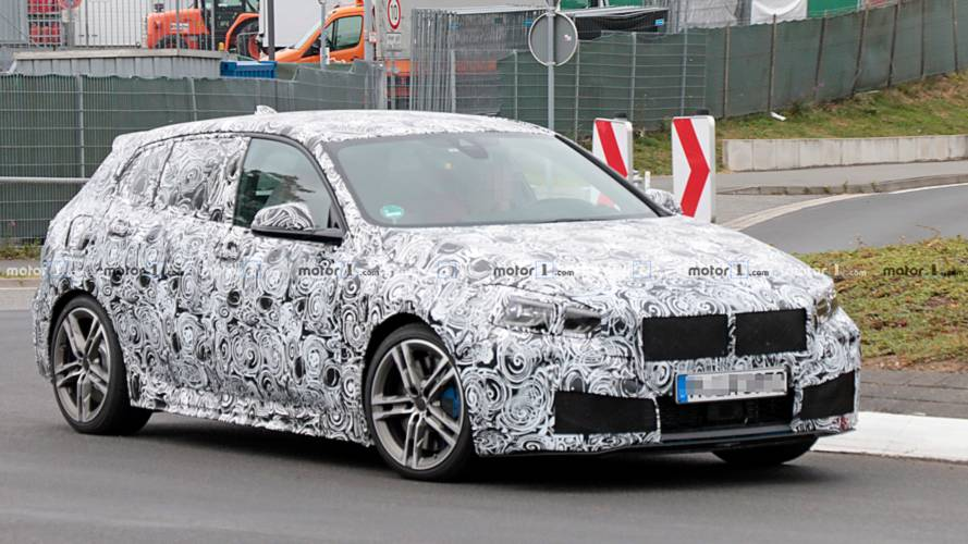 2019 BMW M140i Caught Still Covered In Camouflage