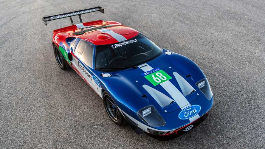 Classic GT40 with Ford GT V6 conversion revealed for SEMA