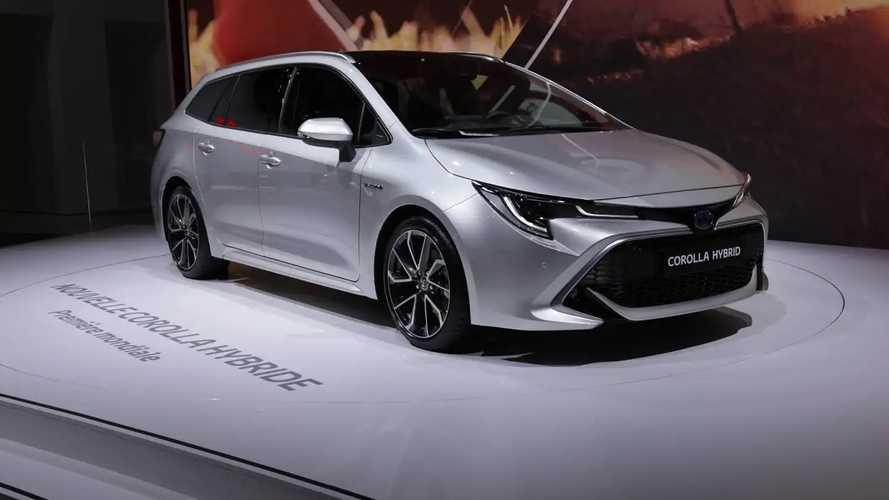 Toyota en el salón de Paris 2018