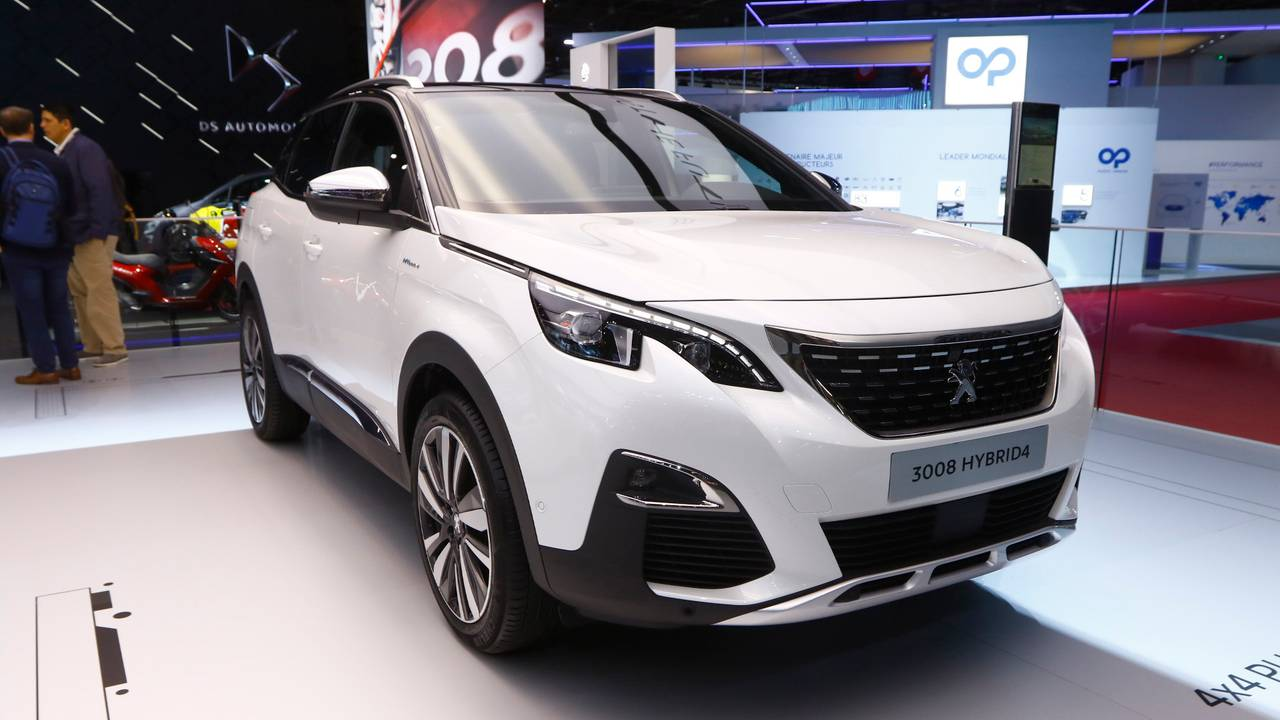 2019 peugeot 3008 and 508 plug into the paris motor show