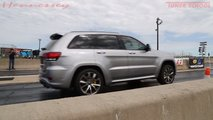 Hennessey Jeep Grand Cherokee Trackhawk HPE1200