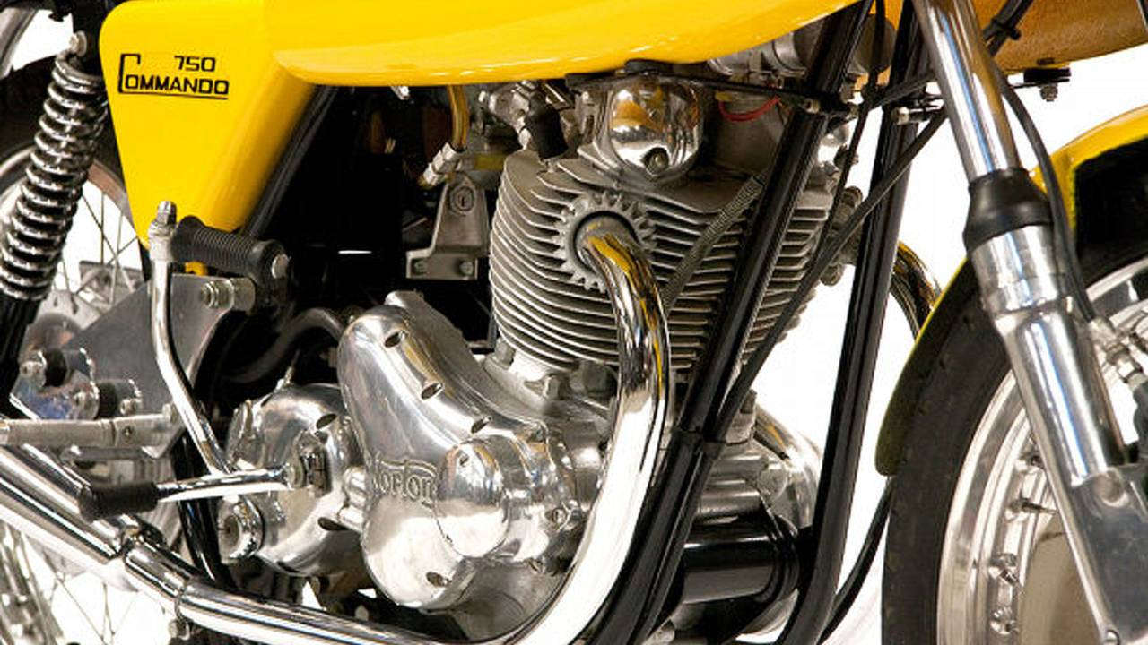 10 reasons why this Norton is the ultimate vertical twin