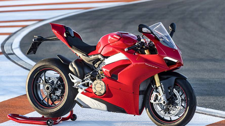 A Cheaper, Detuned V4 Ducati Engine in the Works