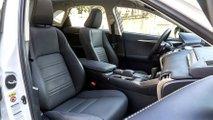 Lexus NX 300h, la prova