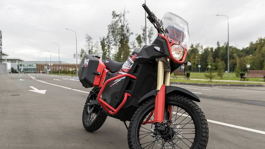 Kalashnikov to Release Civilian Model E-Bike