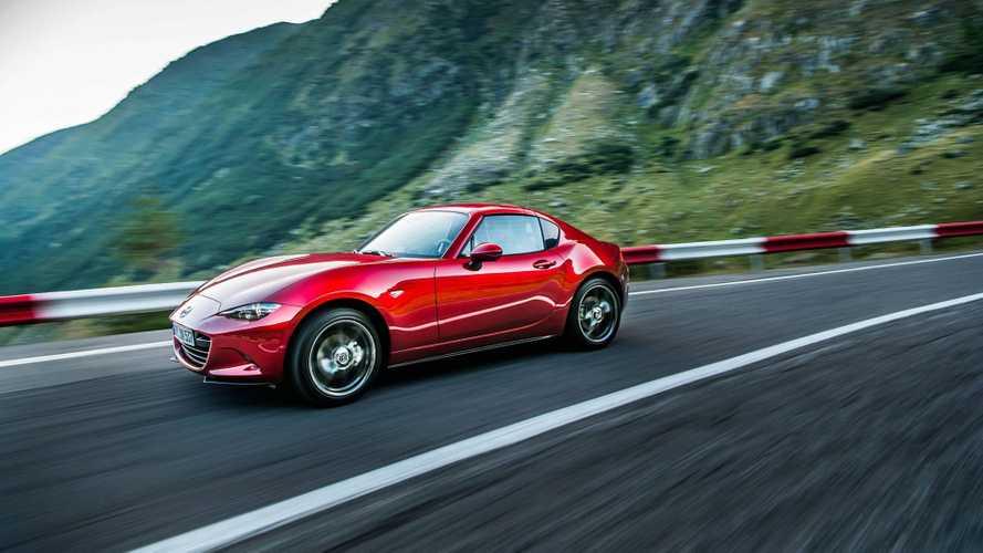 Primera prueba Mazda MX-5 2019: ganancia de potencia (y mucho más)