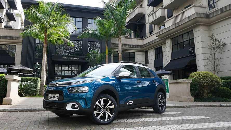 Teste instrumentado Citroën C4 Cactus Shine: O diferentão da turma