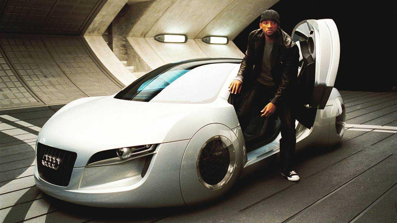 Audi RSQ - I, Robot 2004