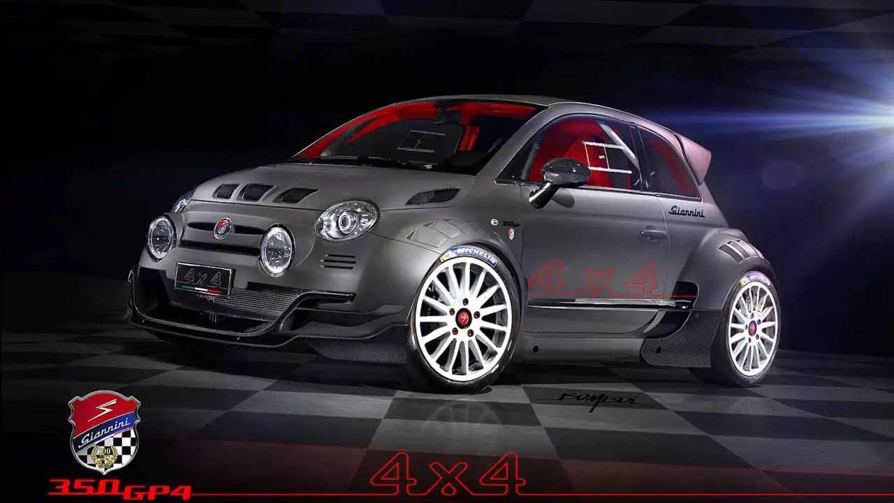 Giannini 350GP4