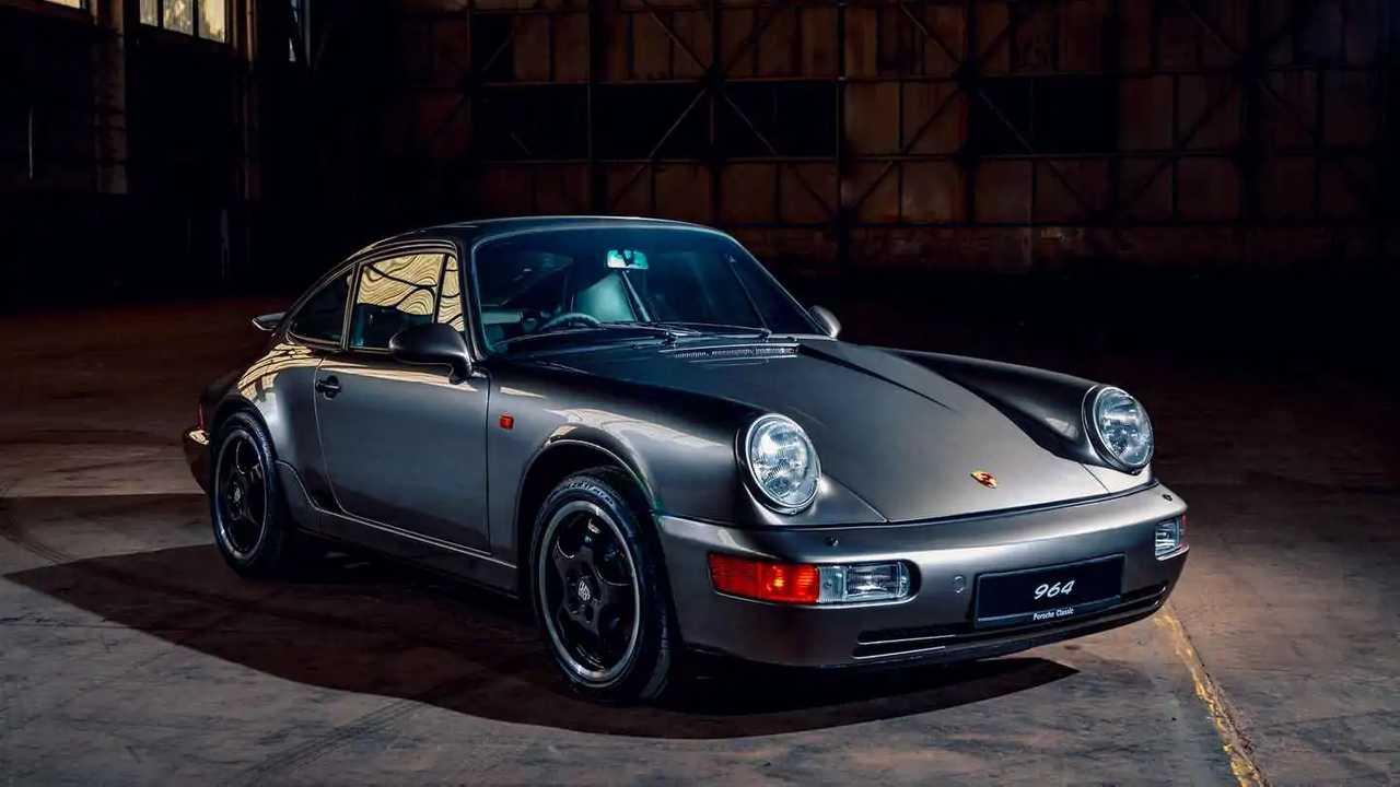 Porsche Classic 70th Anniversary Restorations