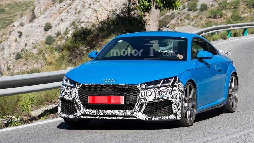 Los futuros Audi Sport de 2019 y 2020