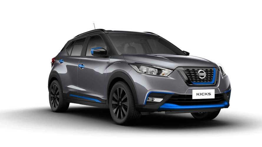 Nissan Kicks vira conceito musical para o Salão do Automóvel
