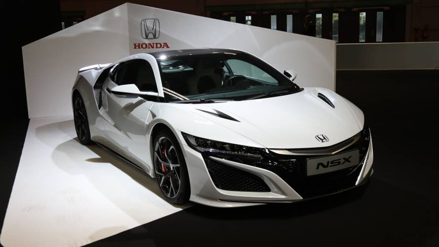 Honda al Salone di Parigi 2018
