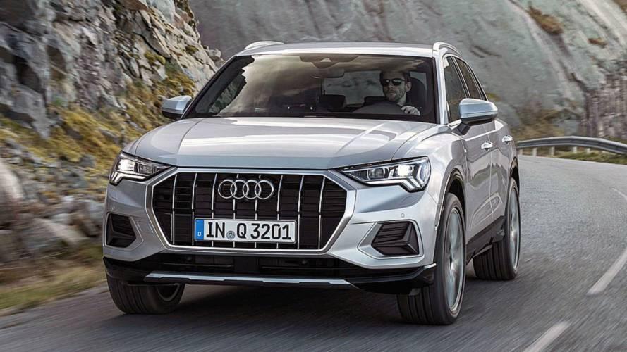 Audi Q3 2019: estos son sus rivales