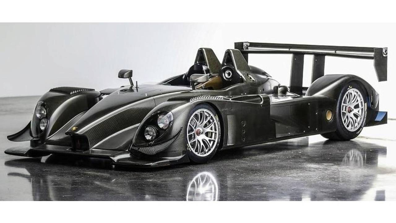 Porsche RS Spyder Le Mans prototype – to be auctioned