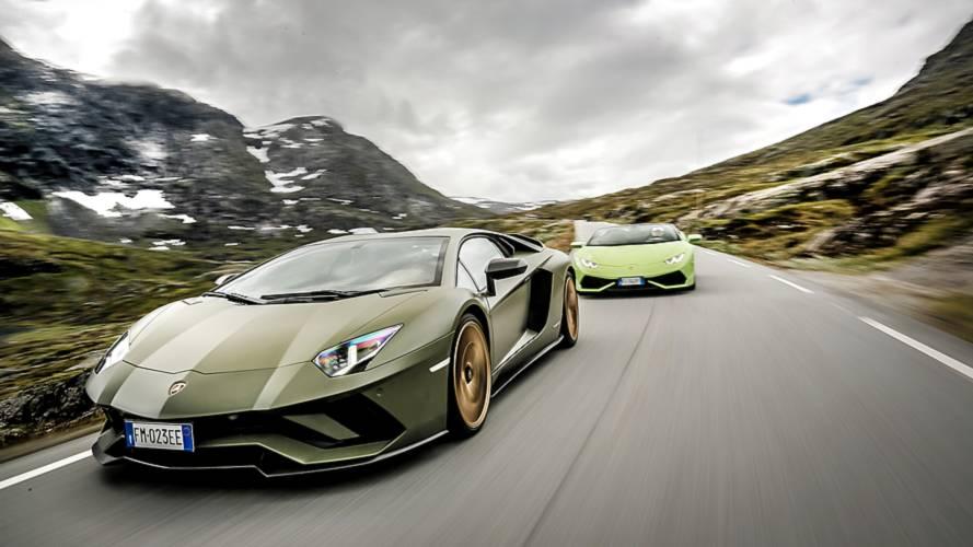Lamborghini Avventura 2018
