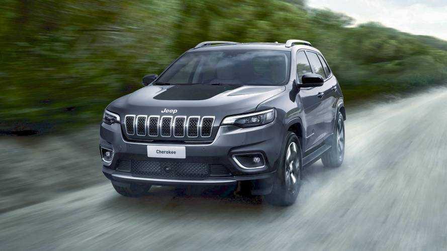 Jeep Cherokee, il catalogo Mopar