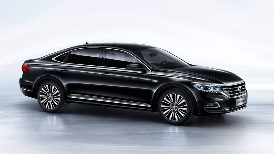 Volkswagen Passat 2018 (China)