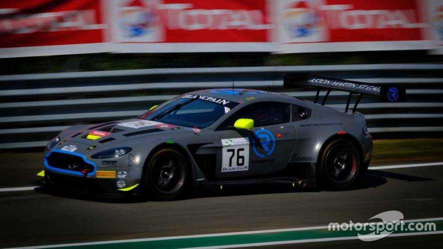Aston Martin DTM Entry Announced For 2019