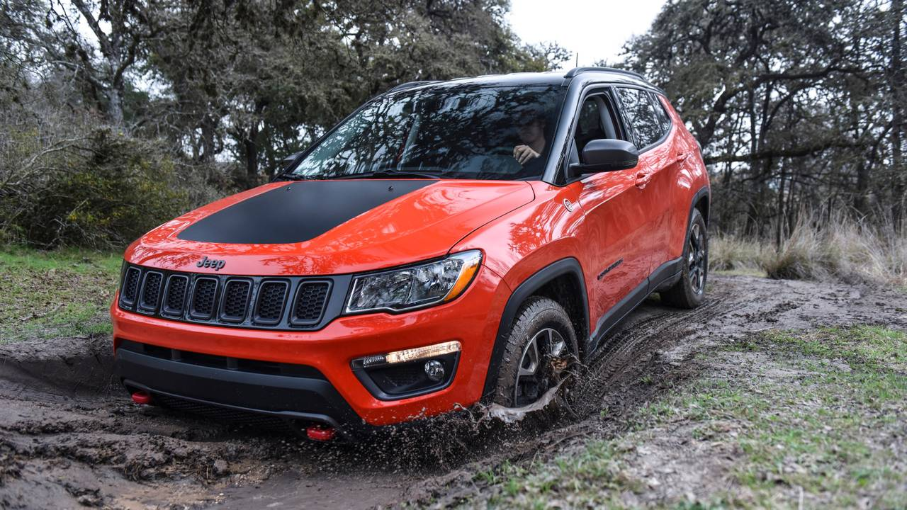 10. Jeep Compass Sport: $ 1,349