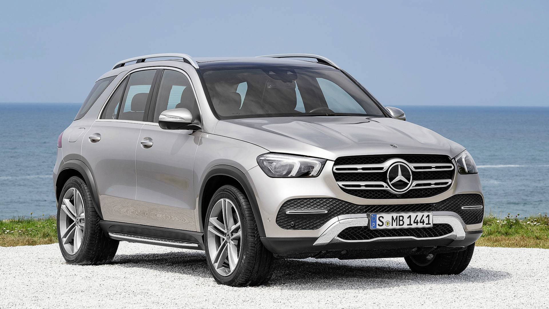 Super Mercedes-Benz Might Introduce GLE 580 SUV With Detuned AMG V8 LK-13