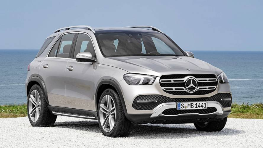 Mercedes-Benz Might Introduce GLE 580 SUV With Detuned AMG V8