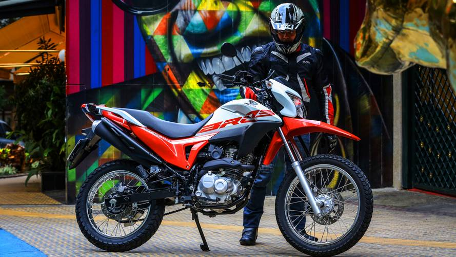 Honda NXR 160 Bros ESDD 2019