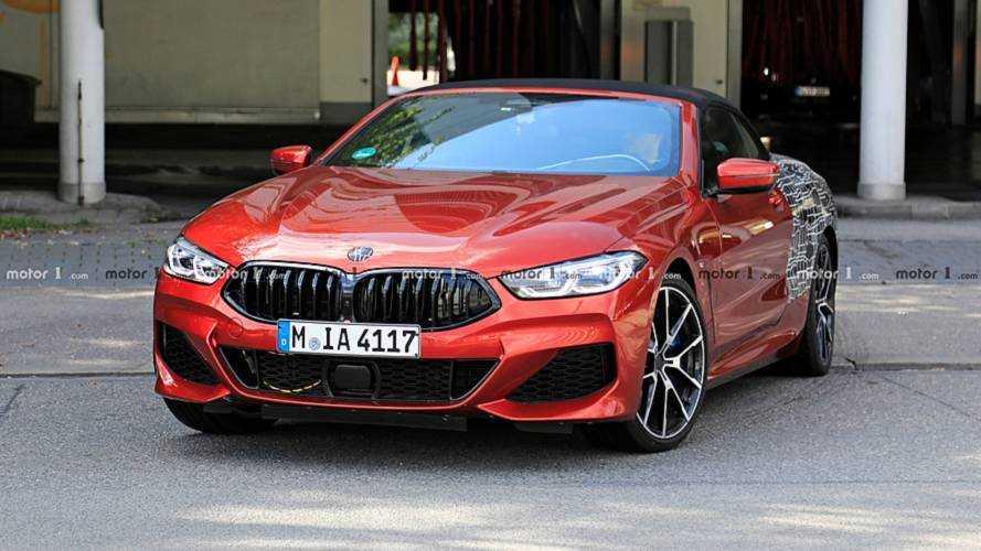 Novemberben debütál a 8-as BMW kabrió változata