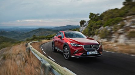 Primera prueba Mazda CX-3 2019: reforzado de cara al futuro