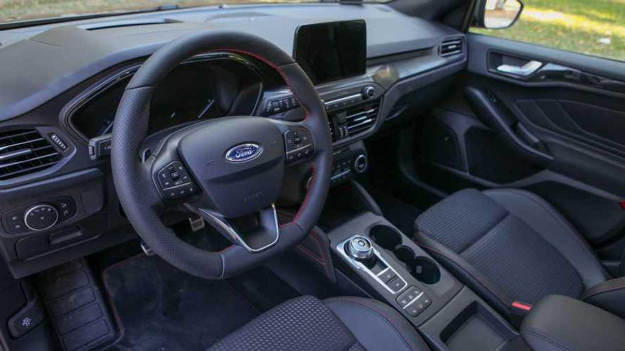 Ford Focus ST Line 5 ajtós
