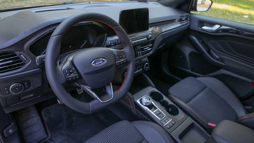 Ford Focus ST Line 5 ajtós - szóló fotók