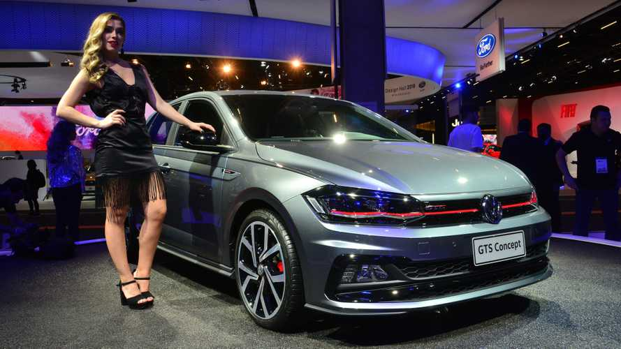 Salão de SP: Volkswagen Polo GTS é alternativa nacional do GTI europeu