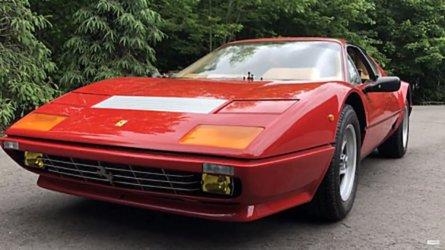 Alucina con la restauración de este Ferrari 512i BB, en vídeo