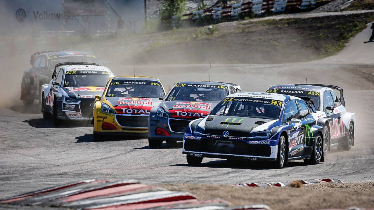 World Rallycross, Johan Kristoffersson, Volkswagen Team Sweden