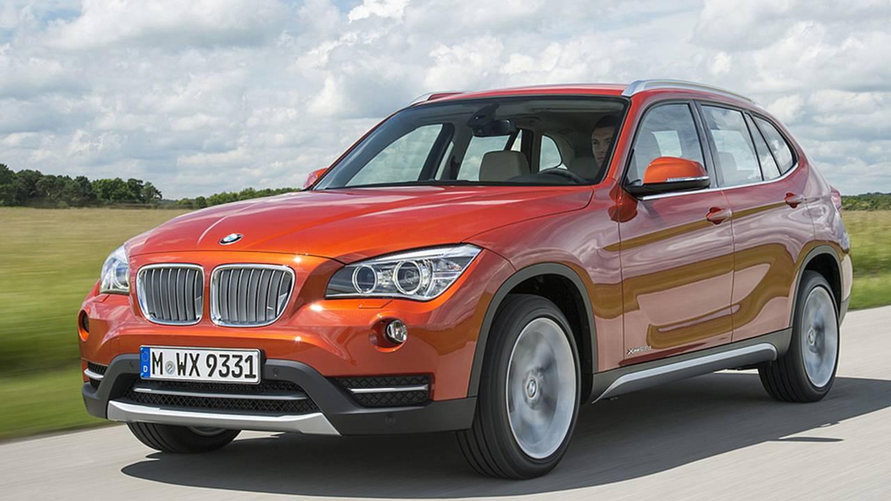Platz 10: BMW X1 (1. Generation)